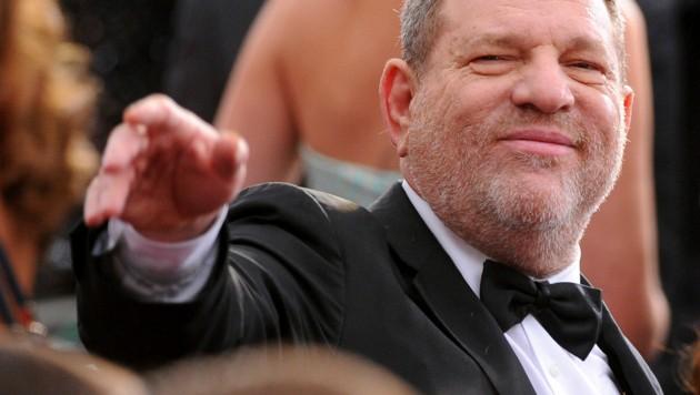 Harvey Weinstein (Bild: Vince Bucci/Invision/AP)