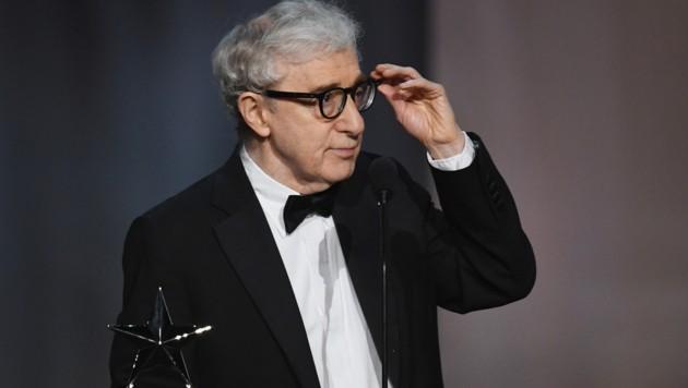 Woody Allen (Bild: 2017 Getty Images)
