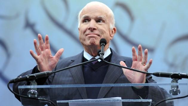 John McCain (Bild: AP)