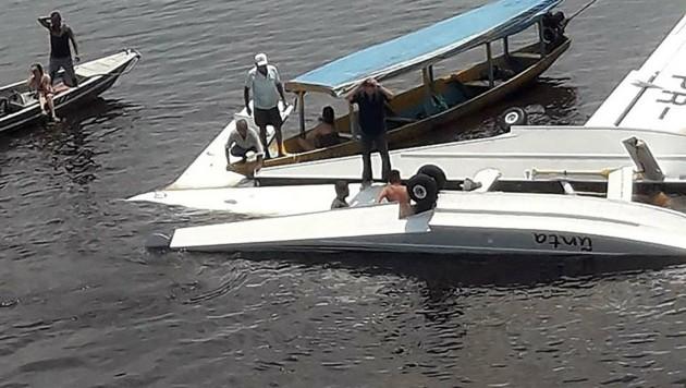 (Bild: EPA/Portal Maros Santos/HO)