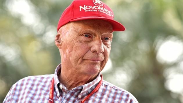 Niki Lauda (Bild: AFP)