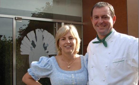 Heidi und Gerhard Pongratz, der Auerhahn in Salzburg. (Bild: Wolfgang Weber)