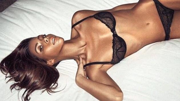 Ines Rau ist das erste transsexuelle Playmate des Monats. (Bild: instagram.com/supa_ines)