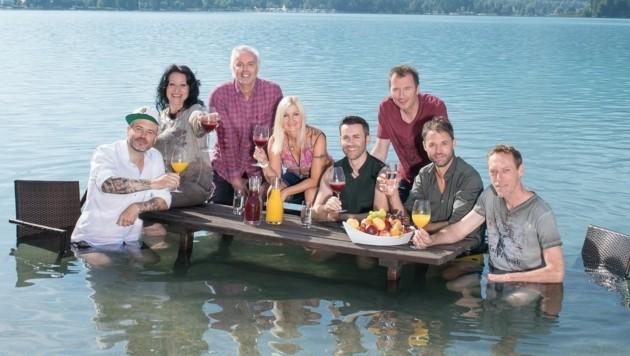 """Die Erfolgsband Seer veröffentlicht am 27. Oktober mit """"Des olls is Hoamat"""" ihr 19. Album. (Bild: Simone Attisani)"""