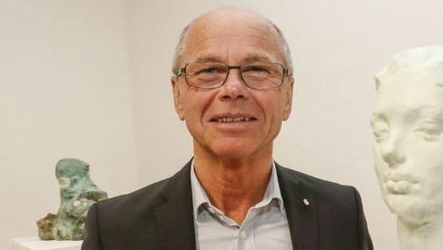 Christian Stöckl, VP-Finanzreferent, bleibt weiter eisern. (Bild: Markus Tschepp)