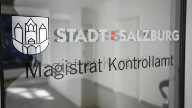 Neuer Kontrollamtsbericht (Bild: Markus Tschepp)