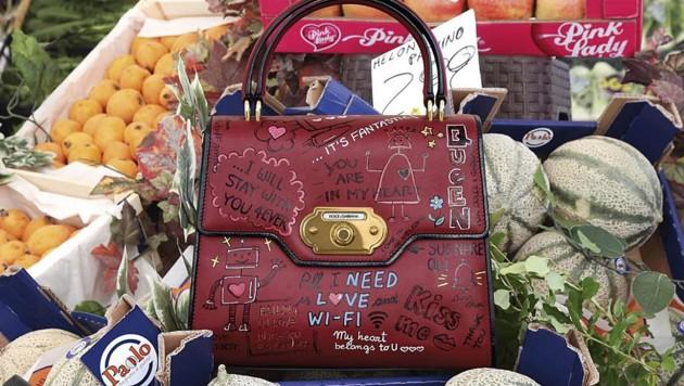 Die Taschen in diesem Herbst werden alles, nur nicht 08/15. (Bild: instagram.com/dolcegabbana)