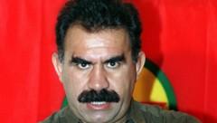 In Grazer Öffis wurde Werbung für Abdullah Öcalan gemacht. â013 â01ETut uns leid!â01C (Bild: Josef Barrak)