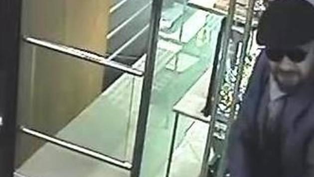 Der vierte Täter ist noch auf der Flucht (Bild: Polizei)