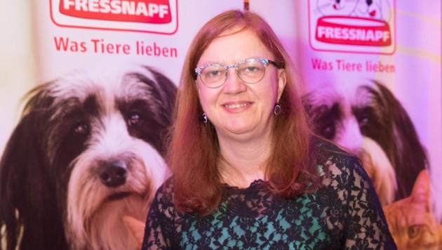 """Margarete Holler: Kater """"Geri"""" ist Lebensretter! (Bild: Anna Rauchenberger)"""