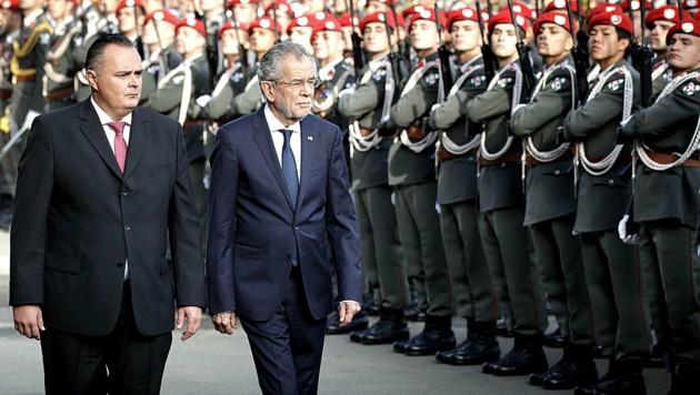 "Heeresminister Doskozil: ""Sicherheit kostet Geld!"""