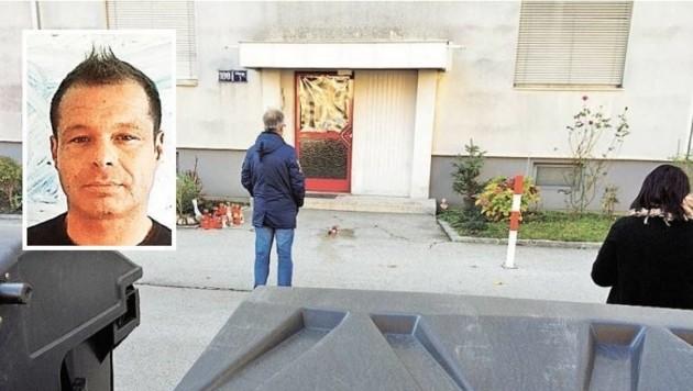 Reinhard O. wurde 2015 vor seinem Haus in Klagefurt niedergeschossen. (Bild: Rosenzopf)
