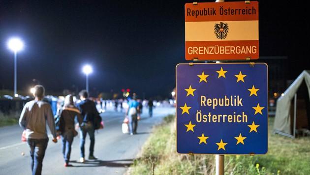 Budapest und Wien planen sechs neue Grenzübergänge