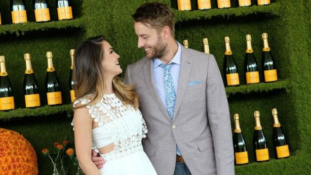 Justin Hartley und Chrishell Stause haben geheiratet. (Bild: AFP or licensors)