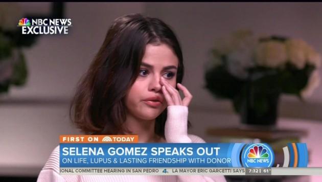 Selena Gomez musste nach der Nierentransplantation notoperiert werden. (Bild: www.PPS.at)