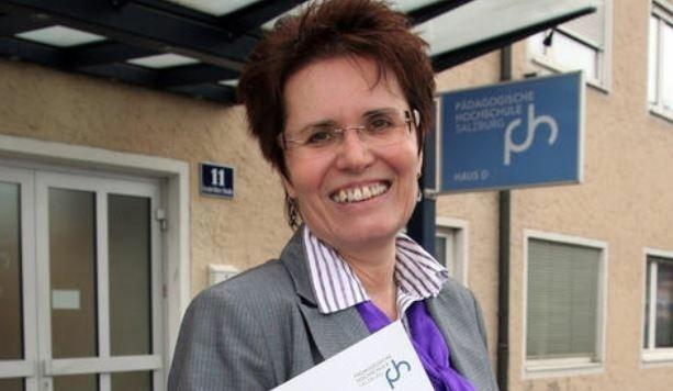 PH-Rektorin Windischbauer (Bild: Gernot Huemer)
