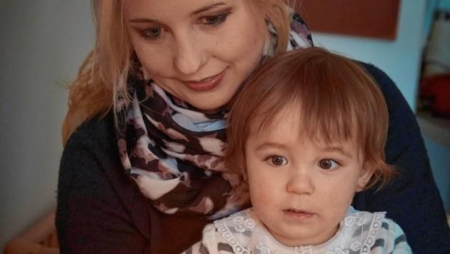 48 Jahre trennten Iva â013 mit Tochter Victoria â013 und Maximilian Schell. (Bild: Starpix/ Alexander TUMA)