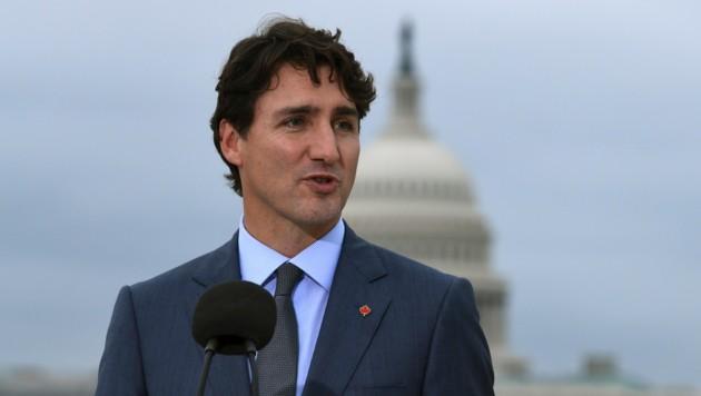 Kanadas Premier Justin Trudeau (Bild: AP)