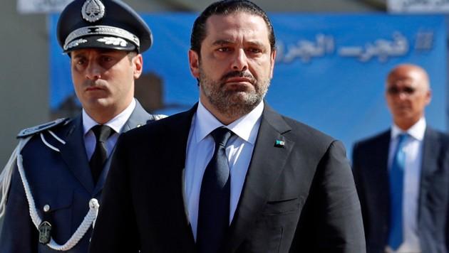 Saad Hariri (Bild: ASSOCIATED PRESS)