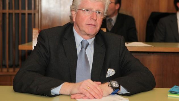 Manfred Walzl (Bild: JÜRGEN RADSPIELER)