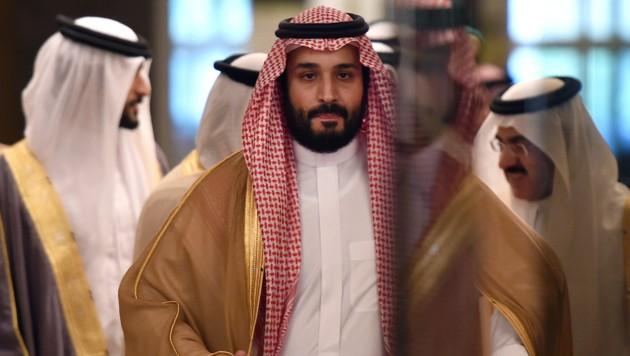 Mohammed bin Salman (Bild: AFP)