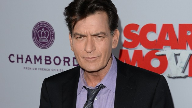 Charlie Sheen (Bild: 2013 Getty Images)