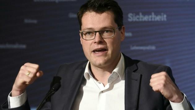 Jürgen Czernohorszky (Bild: APA/HELMUT FOHRINGER)