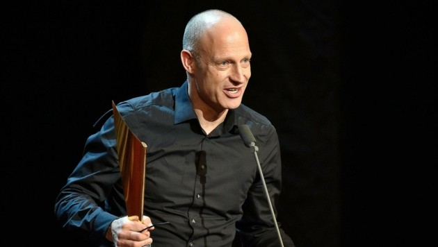 Nestroy: Joachim Meyerhoff (Bester Schauspieler) (Bild: APA/HANS PUNZ)
