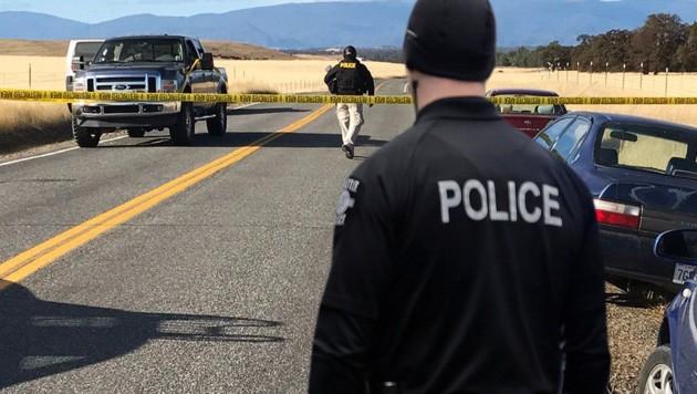 USA: Amokläufer erschießt wahllos vier Menschen