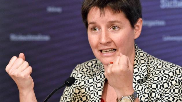 Wiens Ex-Stadträtin Sonja Wehsely