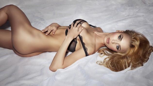 Dessous Modelle Nacktfotos