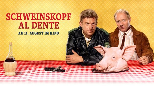 Schweinskopf Al Dente Kinox