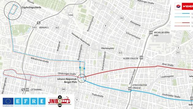 So Fahren Diese Straßenbahnen Ab September City4u Kroneatcity4u