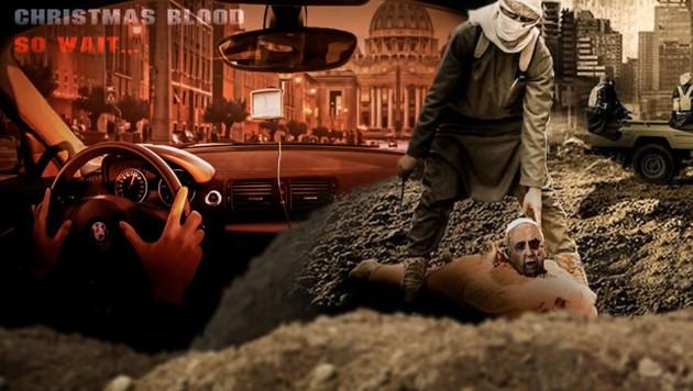 Afbeeldingsresultaat voor ISIS terror drohung weihnachtsmarkt