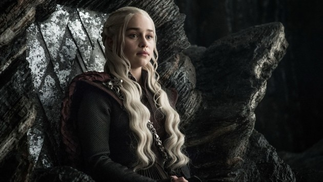 """Emilia Clarke in ihrer Rolle der Daenerys in der 7. Staffel von """"Game of Thrones"""" (Bild: Hollywood Picture Press/face to)"""