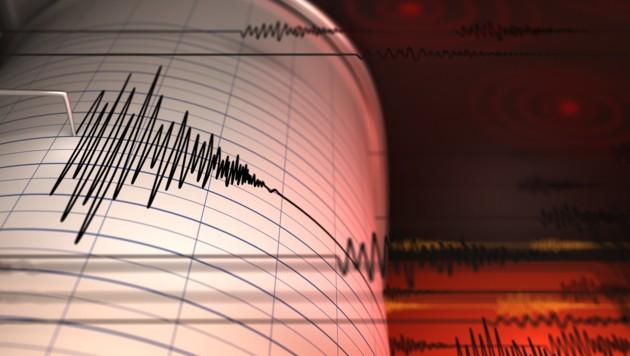 Das Erdbeben in Liezen war zum Glück nur leicht (Symbolbild) (Bild: stock.adobe.com)