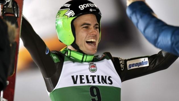 Jernej Damjan (Bild: APA/AFP/Lehtikuva/Martti Kainulainen)