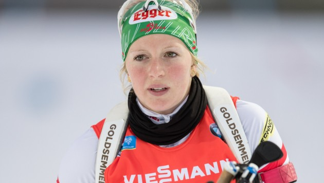 Lisa Hauser (Bild: GEPA)