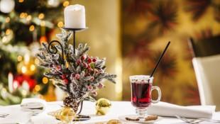 Christmas dinner (Bild: Maksim Shebeko - Fotolia)