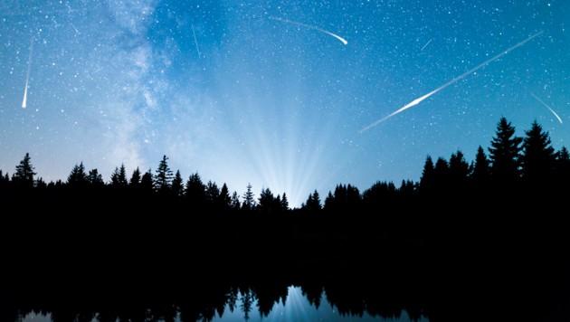 Lyriden sind da: Es regnet wieder Sternschnuppen