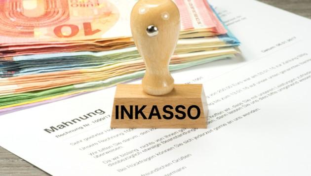 Einem Leser konnte die Ombudsfrau bei der Reduzierung seiner Inkasso-Schulden helfen (Symbolbild). (Bild: stock.adobe.com)