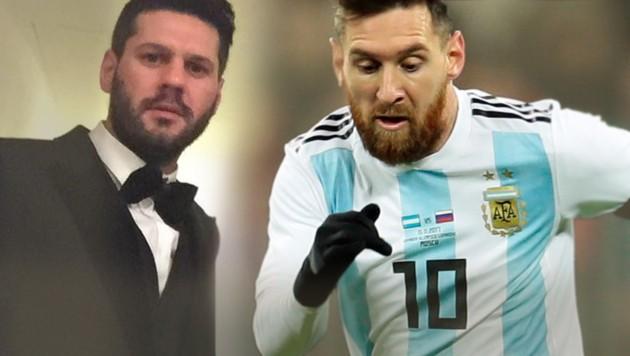 Waffenbesitz: Bruder von Lionel Messi verurteilt