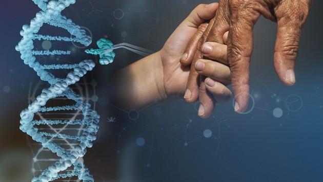 Mensch kann in Zukunft sogar 140 Jahre alt werden