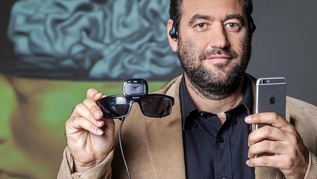 Neues Gerät lässt Blinde mit den Ohren sehen