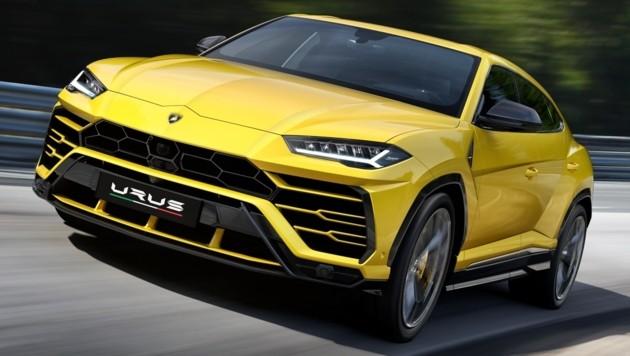 Symbolbild (Bild: Lamborghini)