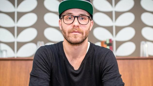 Der deutsche Sänger und Songwriter Mark Forster (Bild: APA/dpa/Alexander Heinl)
