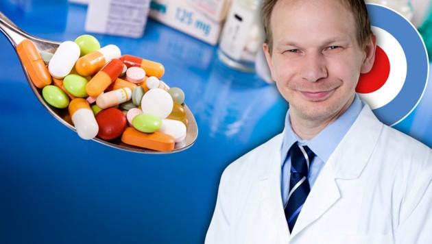 Medikamenten Tester