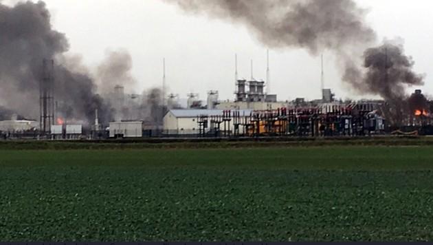 Große Sorge um Gasversorgung in Europa