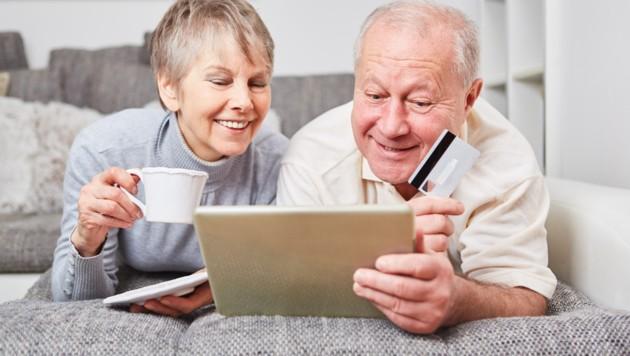 Die Zahl der Senioren steigt in Oberösterreich bis 2030 stark an. (Bild: ©Robert Kneschke - stock.adobe.com)
