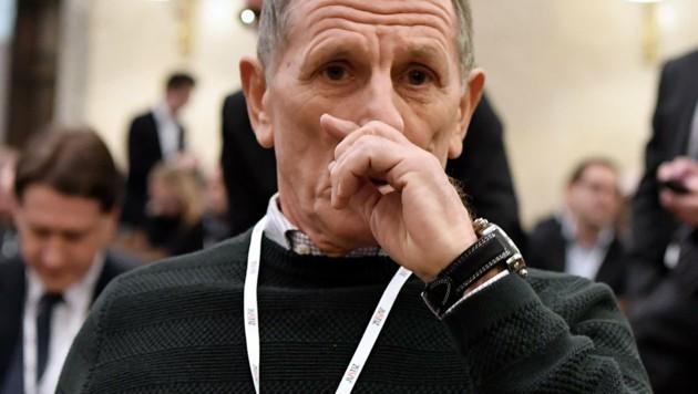 Ex-Lobbyist Peter Hochegger (Bild: APA/Hans Klaus Techt)